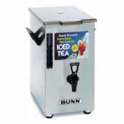 Iced Tea/Coffee Dispensers - 4 Gal. Solid Lid