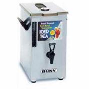 Iced Tea/Coffee Dispensers - 4 Gal. Brew Through Lid