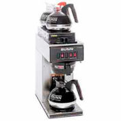 Pourover Coffee Brewer With 3 Warmers, 1L/2T, VP17-3, S/S