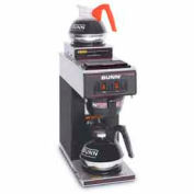 Pourover Coffee Brewer With 2 Warmers, VP17-2, Black