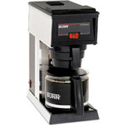 Pourover Coffee Brewer With 1 Warmer, A10, Black