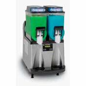 Ultra Gourmet Ice® System Ultra-2,SS/Black, Flat Lid