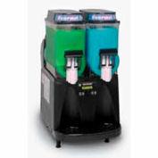 Bunn 34000.0080 - Ultra-2 HP, Slushy / Granita Frozen Drink Machine, 2 Hoppers, Black, 120V
