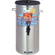 Iced Tea/Coffee Dispenser - 5 Gal./Brew Through Lid, 34100.0003