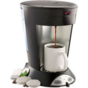 My CafÉ® MCP Com. Pod Brewer, Black