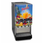 Silver Series® 4-Flavor Cold Beverage System, Lit Door, Cold Water Dispense