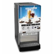 Silver Series® 4-Flavor Cold Beverage System, Lit Door, IC Display
