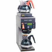 Axiom™ 12 Cup Auto Coffee Brewer, 15A, 3 Warmers, Axiom-15-3