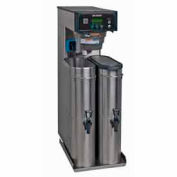 Infusion Dual Dilution 3 Gallon Iced Tea Brewer, Itb Ddil w/ Swtnr