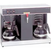 Bunn 07400.0005 - VLPF, Coffee Brewer, 2 Warmers, Plumbed, Black, Hot Water Spigot, 120V