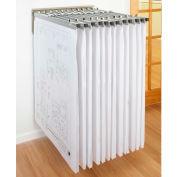 Brookside Design Blueprint Pivot Wall Rack Bundle W/Dozen Blueprint Pivot Hanger