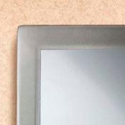 "Bobrick® Welded-Frame Mirror - 18""W x 30""H - B-290 1830"