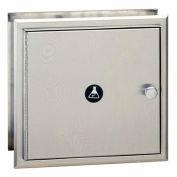Bobrick® Recessed Specimen Pass-Thru Cabinet