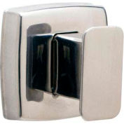 Bobrick® Single Robe Hook - Satin - B76717