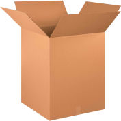"""Corrugated Boxes 20"""" x 20"""" x 28"""" - 10 Pack"""