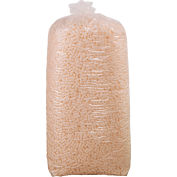 Environmentally Friendly Loose Fill Packing Peanuts for 7ft³ Bag Size, Yellow