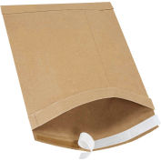 "Self-Seal Padded Mailers #3, 8-1/2"" x 14-1/2"" Kraft, 100 Pack"