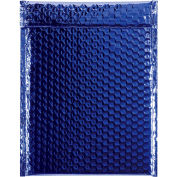 """Glamour Bubble Mailers 9"""" x 11-1/2"""" Blue, 100 Pack"""