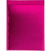 """Glamour Bubble Mailers 13"""" x 17-1/2"""" Pink, 100 Pack"""
