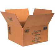 """1 Gallon Paint Can Box - 4 Cans 17"""" x 17"""" x 9-5/16"""" 10 Pack"""