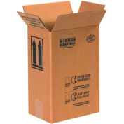 "One - 1 Gallon F-Style Haz Mat Boxes, 8-3/16"" x 5-11/16"" x 12-3/8"", 20/Pack"