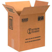 """One - 1 Gallon F-Style Haz Mat Boxes, 11-3/8"""" x 8-3/16"""" x 12-3/8"""", 20/Pack"""