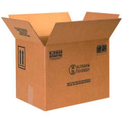 "Four - 1 Gallon F-Style Haz Mat Boxes, 16-3/8"" x 11-3/8"" x 12-3/8"", 10/Pack"