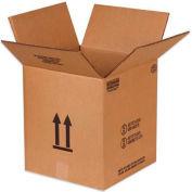 """One - 5 Gallon Metal Pail Haz Mat Boxes, 12-1/8"""" x 12-1/8"""" x 13-9/16"""", 10/Pack"""