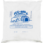 "Ice-Brix™ 16 oz. Cold Packs - 6-1/4"" x 6"" x 1"", 18/Case"