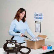 "Fill-Air® RF Bags, 9""L x 11""W, Clear, 250/Pack"
