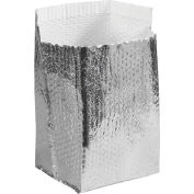 """Cool Shield Insulated Box Liners 6"""" x 6"""" x 6"""", 25 Pack"""
