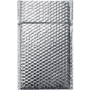 "Cool Shield Thermal Bubble Mailers 6-1/2"" x 10-1/2"" Silver, 100 Pack"