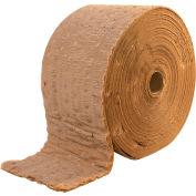 "Versa-Pak™ Cellulose Wadding Roll, 48"" x 270' Kraft - Perforated & Slit at 12"""