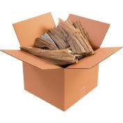 """Versa-Pak™ Expandable Cellulose Wadding Strips, 24"""" x 167', Kraft"""