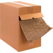 "Versa-Pak™ Cellulose Wadding Dispenser Pack, Perforated at 12"", 12""W x 200'L, Kraft"