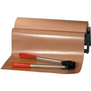 "Poly Coated Virgin Kraft Paper, 50#, 60"" x 600', 1 Roll"