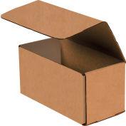 "Kraft Corrugated Mailer 10"" x 4"" x 4"" - 50 Pack"