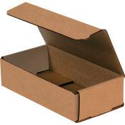 "Kraft Corrugated Mailer 8"" x 4"" x 2"" - 50 Pack"