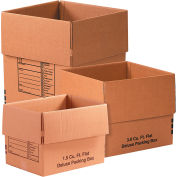 #1 Moving Box Combo Pack - 15 Boxes, 200#/ECT-32