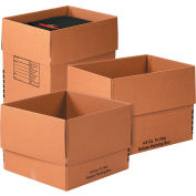#2 Moving Box Combo Pack - 9 Boxes, 200#/ECT-32