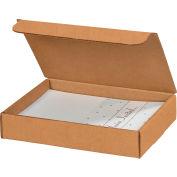 """Kraft Literature Mailer 9"""" x 6-1/2"""" x 1-3/4"""" - 50 Pack"""