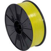 "Plastic Twist Tie Spool 5/32"" x 7000' Yellow"