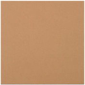 """Corrugated Layer Pads, 11-7/8""""L x 11-7/8""""W, Kraft - Pkg Qty 100"""