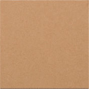"Corrugated Layer Pads 5-7/8"" x 5-7/8"" 200#/ECT-32 Kraft, 100 Pack"