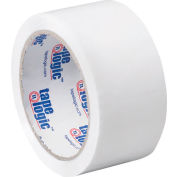 "Carton Sealing Tape 2"" x 55 Yds 2.2 Mil White - Pkg Qty 18"