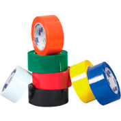 """Tape Logic Carton Sealing Tape 2"""" x 55 Yds 2.2 Mil Yellow - Pkg Qty 36"""