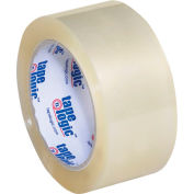 "Carton Sealing Tape 2"" x 55 Yds 3.5 Mil Clear - Pkg Qty 6"