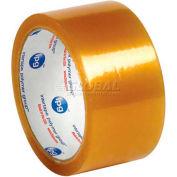 "Carton Sealing Tape 500 2"" x 55 Yds 2 Mil Clear - Pkg Qty 6"