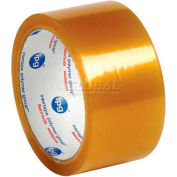 "Carton Sealing Tape 500 2"" x 55 Yds 2 Mil Tan - Pkg Qty 6"