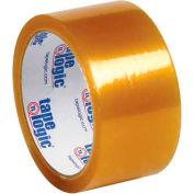 "Carton Sealing Tape 510 2"" x 55 Yds 2.5 Mil Clear - Pkg Qty 6"
